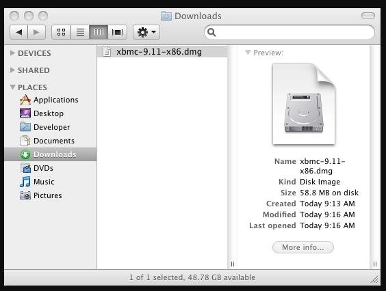 Instalar Kodi en MAC
